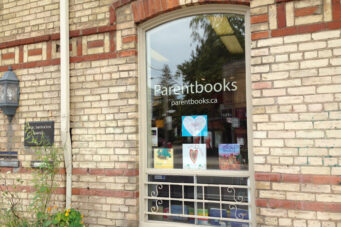 A photo of Toronto book store Parentbooks