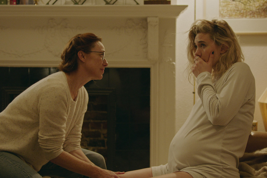 Pieces of a Woman, new to VOD and streaming on January 8