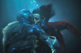 An image from Guillermo Del Toro's The Shape Of Water.