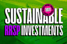 Sustainable RRSP investment