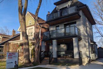Toronto real estate december