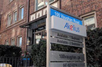 Akelius Canada 100 Vaughan Road