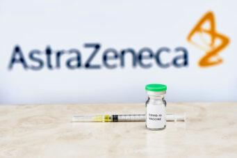 A photo of COVID-19 vaccine