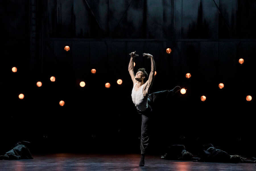 Hugo Marchand, Paris Opera Ballet