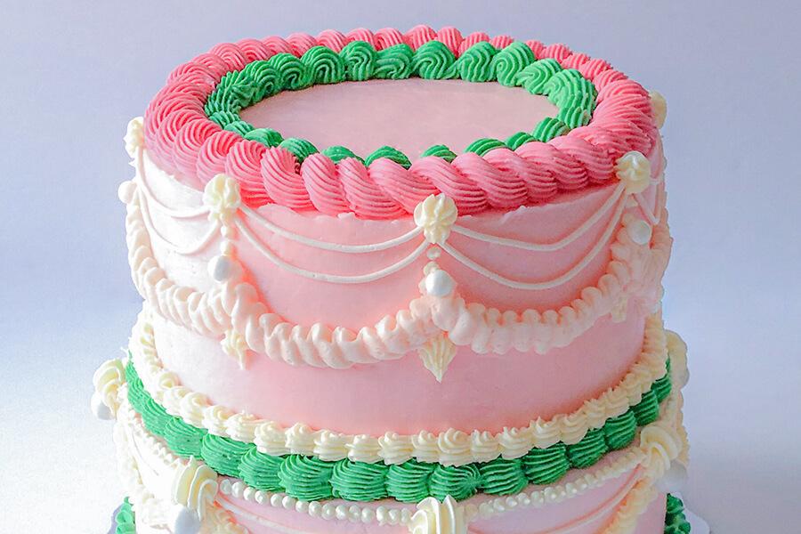 A cake by Kwento