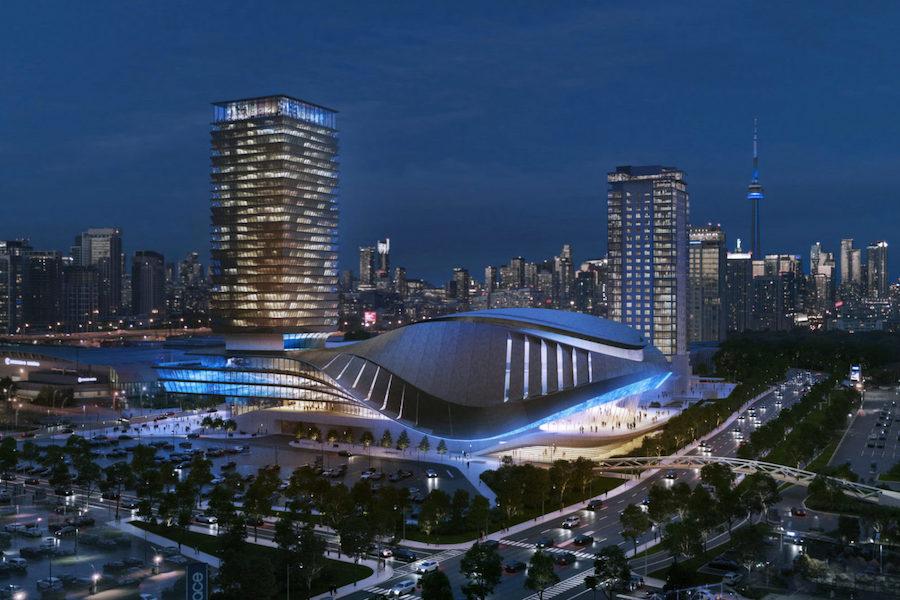 Toronto concert venue OverActive