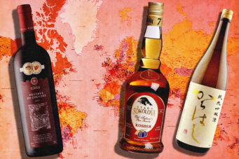What to drink international bottles