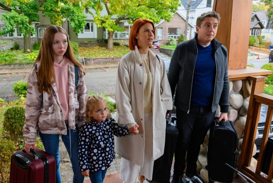 An image from the fifth season of Workin' Moms