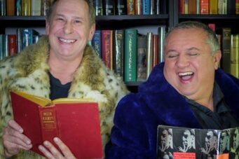 An image of Scott Thompson and Paul Bellini.