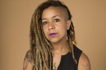 A photo of author Robyn Maynard