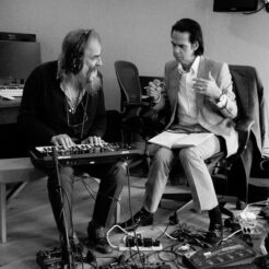 Warren Ellis and Nick Cave