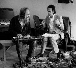 Warren Ellis and Nick Cave