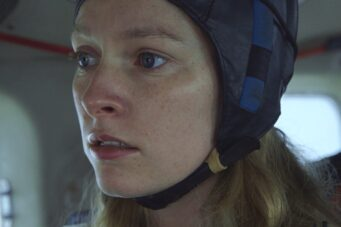 An image of Deragh Campbell in Anne At 13,000 Ft.