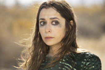 An image of Cristin Milioti in Amazon Prime Video's Made For Love.