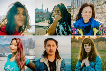 Kiawentiio, Kelly Fyffe-Marshall, Caroline Monnet, Valerie Tian, Dusty Mancinelli, Madeleine Sims-Fewer are Canada's Rising Screen Stars