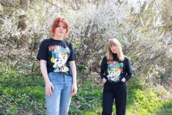 Moscow Apartment's Brighid Fry (left) and the Weather Station's Tamara Lindeman are two of the artists playing this week's Climate Live concert.