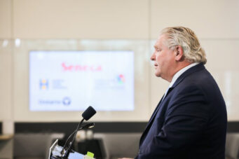 Doug Ford's vaccine rollout becomes a dangerous race against time