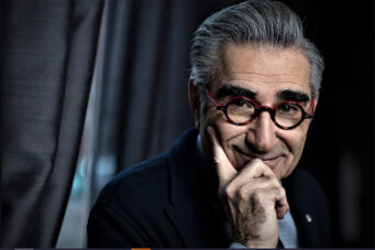A photo of Eugene Levy