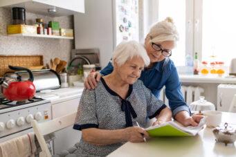 Spectrum Health Care and Seniors for Seniors