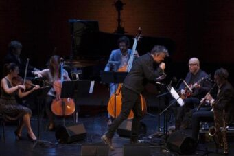Art of Time Ensemble pays tribute to the music of Leonard Cohen with a free streaming concert.