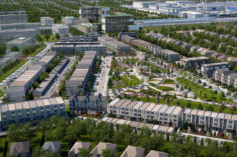 A Toronto real estate development in Lawrence Heights makes a gesture in the right direction
