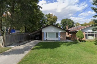 It could take the average household 25 years to save up the downpayment for this bungalow in the Toronto real estate market according to a Housing Affordability Monitor