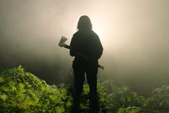 An image from Ben Wheatley's In The Earth.