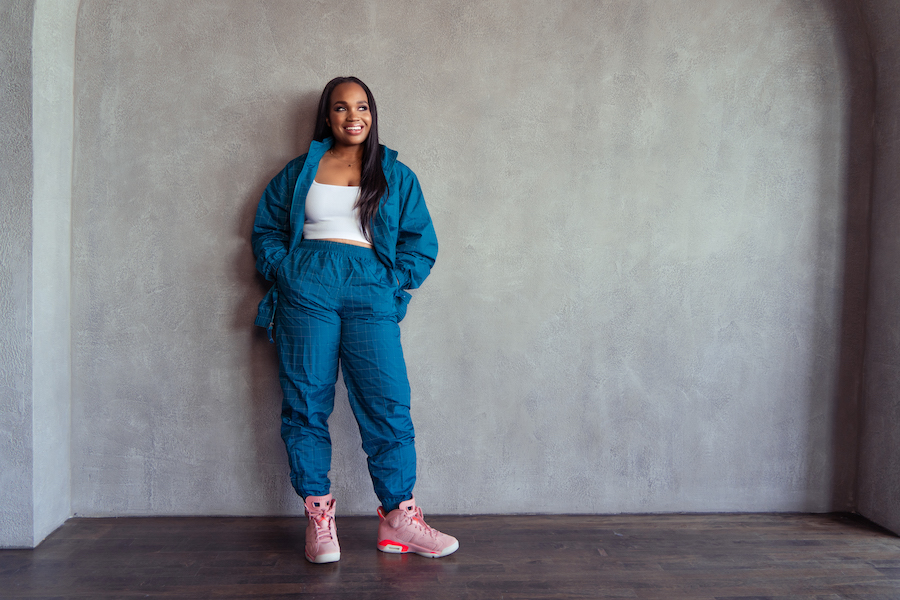 Kayla Grey is changing the conversation in sports media with her show The Shift