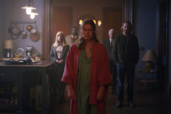 An image from the thriller The Woman In The Window