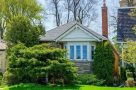 A bungalow listed on the Toronto real estate market is being sold as an opportunity to build a dream home