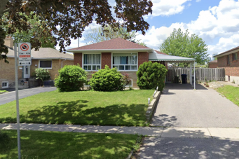 detached homes in the Toronto real estate market are averaging $1.8 million